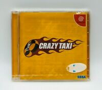 Crazy Taxi Sega Dreamcast Japan Import Brand New Sealed US Seller Free Shipping