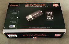 ATI TV Wonder HD 600 USB Digital & Analog TV Tuner New Open Box