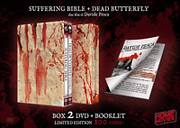 Combo Davide Pesca: DEAD BUTTERFLY + SUFFERING BIBLE (BOX LIMITED EDITION 100cp)