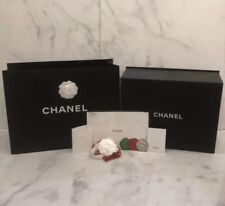 542cd58a351c4a NEW, PERFECT 2018 Authentic Chanel Magnetic Box Gift Set + Extras 13 x 10.5  x