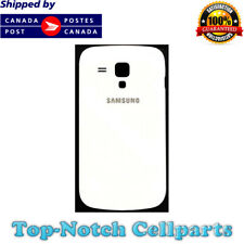 New Original Samsung Galaxy Ace 2X S7560 S7562 White Battery Door Cover
