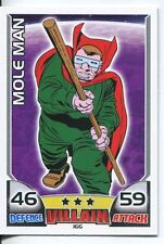 Marvel Hero Attax Series 1 Base Card #166 Mole Man
