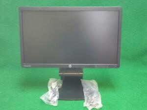 """HP Elite Display E221 22"""" Widescreen LED 1920x1080 With Stand & Cables TESTED"""