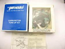 Pronto 10409 Carburetor Rebuild Kit For 1973 Chevrolet GMC Rochester 2G 2GC 2GV