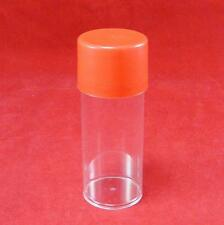 2  Storage Tubes for T Model AirTite Coin Holder Capsules