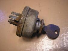 John Deere Tractor Mower 112 Ignition Key Switch