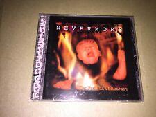 Nevermore : The Politics of Ecstasy : CD Album: Heavy Rock: VGC: HMM
