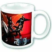 THE BLACK EYED PEAS Licensed Pottery Mug - Collectible Boxed Mug