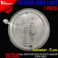 MotorStorex Inside Interior Rear View Rearview Mirror for Datsun Sunny 510 B10 1000 B20 B110 KB110 120Y 1200 SSS B120 B210 620 Pickup Truck