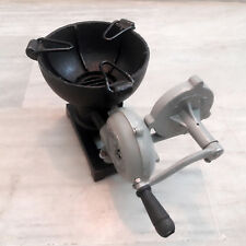 Forge Furnace With Hand Blower Vintage Style Pedal Type Handle