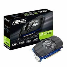 Sv Asus PH Gt1030 2gb Gddr5 64bit Dvi-d As-ph-gt1030-o2g