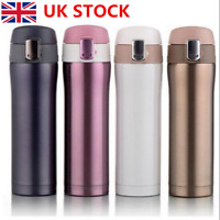 350ml/450ml Stainless Steel Water Bottle Double Wall Sport Chilly Cups Kvisa