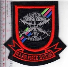 US Air Force USAF Vietnam Laos Combat Weather Team Airborne Special Operations V
