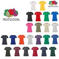 Fruit Of The Loom Ladies Iconic Tee