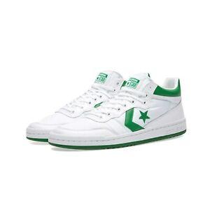 Converse Fastbreak 83 MID White Green Lunarlon 156973C Celtics Sz M 10  & 11