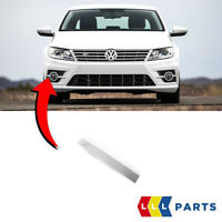 NEW GENUINE VW PASSAT CC 2014 R LINE FRONT FOG LIGHT GRILL OUTER TRIM RIGHT O/S