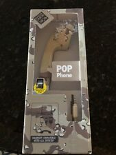 Native Union Desert POP Phone Retro Handset Compatible with all Devices Camo