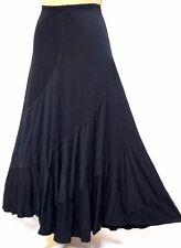 TS skirt TAKING SHAPE plus sz XS / 14 Spiral Skirt black soft stretch NWT rp$120