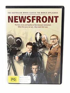 Newsfront (DVD, 1978) Bill Hunter Region 4 Free Postage