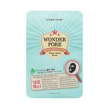 [ETUDE HOUSE] Wonder Pore Black Mask Sheet - 2pcs