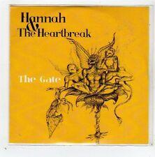 (GD789) Hannah & The Heartbreak, The Gate - 2014 DJ CD
