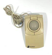 Vintage MicroSpeed AmTRAC Trackball