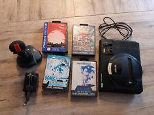 Sega Mega Drive Schwarz Spielekonsole (PAL)