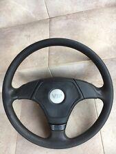 BMW E31 E34 E36 M3 Z3 E38 OEM EURO Sport Steering Wheel W/Airbag