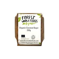 Organic Raw Coconut Palm Sugar 250g