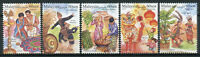 Malaysia 2019 MNH Festivals Diwali Chinese New Year 5v Set Cultures Stamps