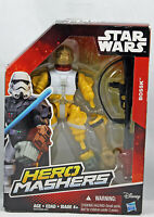 "Bossk Star War Rebel Hero Mashers 6"" Action Figure Hasbro New in Box"
