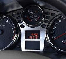 PLACCA PEUGEOT 207 CC RC SW HDI GTI SPORT SERIE 64 NICE ACTIVE PREMIUM GT ACCESS
