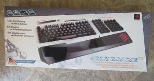Gaming Tastatur Mechanical Tournament Edition S.T.R.I.K.E. STRIKE Mad Catz sw ws