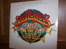 Sgt. Pepper's Lonely Hearts Club Band 1978 Soundtrack  2LP RSO VG/VG
