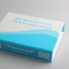 Microdermabrasion Diamond Micro Dermabrasion Peeling 3 Wands 9 Tips Skin Care A1