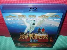 VIAJE MAGICO A AFRICA  - BLU-RAY 3D -