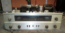 Vintage Fisher 400 FM Stereo Receiver Nice Working All Original Unit