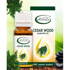 Cedar Essential Oil 100% Pure & Natural, cellulite, dandruff, antiseptic, 10ml