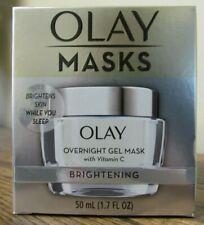 NEW!! Olay Masks Overnight Gel Mask w/ Vitamin C - BRIGHTENING (8045)