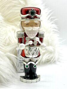 BATH & BODY WORKS RED TOY NUTCRACKER SOLDIER WALLFLOWER PLUG IN SANTA CHRISTMAS