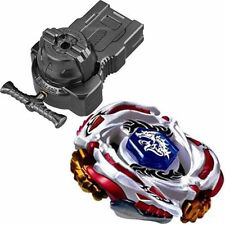Meteo L-Drago Metal Masters Beyblade Set NIP  Launcher STRING LAUNCHER! Kids Toy