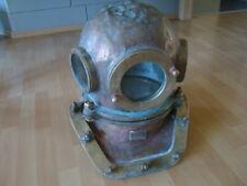 Rare Original Soviet russian 12/3-bolt Diving Helmet  made in USSR/ 1975