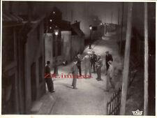 MONTMARTRE René CLAIR Obscur SOUS LES TOITS DE PARIS Photo 1930 #2