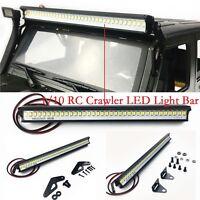 36 LED Light Super Bright Roof Bar Lamp for 1:10 RC Crawler Car TRX4 SCX10 90046