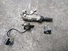 VW PASSAT B5 FL SALOON 2001-2005 IGNITION & DOOR BARREL LOCK SET door 4B0905851G