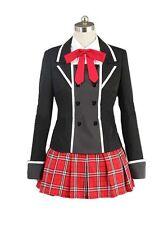 Amagi Brilliant Park Sento Isuzu Uniform Dress Anime Cosplay Costume Tailored