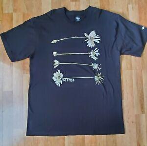 VINTAGE original BLU & EXILE STUSSY XL t-shirt