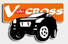 Vehicross Decal Car Sticker