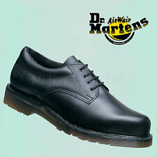 Dr Martins Mens Smooth Leather Lace Padded Safety Shoe 6735bk100 10