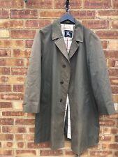 Burberrys Vintage Mens Coat Size XL